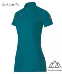 【2016/20017モデル】マムート MTR 141 ハーフ ジップ Tシャツ レディース Mammut MTR 141 Half Zip T-Shirt Women