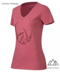【2016/2017モデル】マムート ゼファー  Tシャツ レディース Mammut Zephira Women's T-Shirt