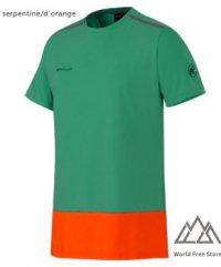 【2015/2016モデル】マムート トロバット アドバンスト メンズ Mammut Trovat Advanced T-Shirt