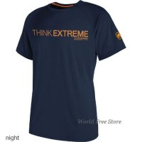 【在庫商品】マムート シンク エクストリーム Tシャツ レディース Think Extreme T-Shirt Women