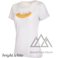 【2019/2020】マムート アルナスカ Tシャツ レディース Mammut Alnasca T-Shirt Women