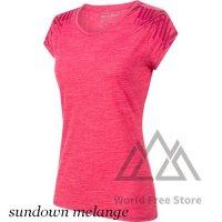 <img class='new_mark_img1' src='https://img.shop-pro.jp/img/new/icons15.gif' style='border:none;display:inline;margin:0px;padding:0px;width:auto;' />【2020モデル】マムート アルナスカ Tシャツ レディース Mammut Alnasca T-Shirt Women