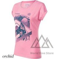 <img class='new_mark_img1' src='https://img.shop-pro.jp/img/new/icons15.gif' style='border:none;display:inline;margin:0px;padding:0px;width:auto;' />【2020モデル】マムート マウンテン Tシャツ レディース Mammut Mountain T-Shirt Women