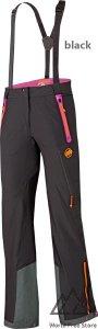 【アウトレット・在庫商品】  マムート アイスメーア ウィメンズ パンツ ライト Mammut Eismeer Women's Pants Light