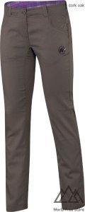 【アウトレット・在庫商品】マムート カペラ レディース パンツ Mammut Capella Women Pants