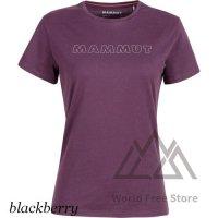 【2020/2021】マムート セイル Tシャツ レディース Mammut Seile T-Shirt Women