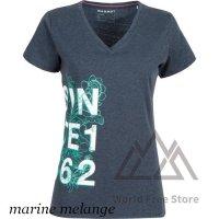 【2020/2021】マムート ゼファー Tシャツ レディース Mammut Zephira T-Shirt Women