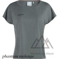 【2020/2021】マムート パーリ クロップド Mammut Pali Cropped T-Shirt Women