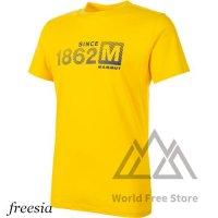 【2020モデル】マムート セイル Tシャツ メンズ Mammut Seile T-Shirt Men