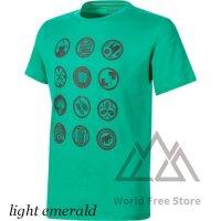 【2020モデル】マムート マッソネ Tシャツ メンズ Mammut Massone T-Shirt Men