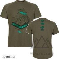 【2020/2021】マムート マウンテン Tシャツ メンズ Mammut Mountain T-Shirt Men