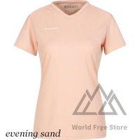 <img class='new_mark_img1' src='https://img.shop-pro.jp/img/new/icons15.gif' style='border:none;display:inline;margin:0px;padding:0px;width:auto;' />【2021モデル】マムート サーティグ Tシャツ レディース Mammut Sertig T-Shirt Women