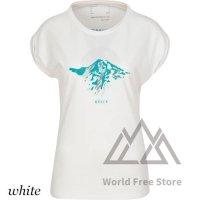 <img class='new_mark_img1' src='https://img.shop-pro.jp/img/new/icons15.gif' style='border:none;display:inline;margin:0px;padding:0px;width:auto;' />【2021モデル】マムート マウンテン Tシャツ レディース Mammut Mountain T-Shirt Women