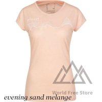 <img class='new_mark_img1' src='https://img.shop-pro.jp/img/new/icons15.gif' style='border:none;display:inline;margin:0px;padding:0px;width:auto;' />【2021モデル】マムート アルナスカ Tシャツ レディース Mammut Alnasca T-Shirt Women