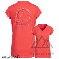 <img class='new_mark_img1' src='https://img.shop-pro.jp/img/new/icons15.gif' style='border:none;display:inline;margin:0px;padding:0px;width:auto;' />【2021/2022】マムート マッソネ Tシャツ レディース Mammut Massone T-Shirt Women