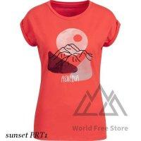 <img class='new_mark_img1' src='https://img.shop-pro.jp/img/new/icons15.gif' style='border:none;display:inline;margin:0px;padding:0px;width:auto;' />【2021/2022】マムート マウンテン Tシャツ レディース Mammut Mountain T-Shirt Women