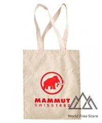【在庫商品】コットンバッグ Mammut Mammut Cotton Bag