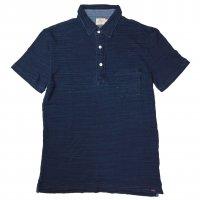 <img class='new_mark_img1' src='//img.shop-pro.jp/img/new/icons50.gif' style='border:none;display:inline;margin:0px;padding:0px;width:auto;' />FAHERTY  JERSEY BEACH POLO DARK INDIGO