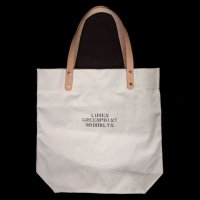 loren TOTE BAG(Stencil) NATURAL