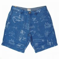 <img class='new_mark_img1' src='https://img.shop-pro.jp/img/new/icons50.gif' style='border:none;display:inline;margin:0px;padding:0px;width:auto;' />FAHERTY BRAND PL Short  Surfer's Journal Light Wash
