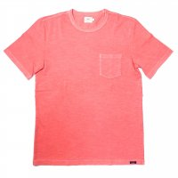 <img class='new_mark_img1' src='https://img.shop-pro.jp/img/new/icons50.gif' style='border:none;display:inline;margin:0px;padding:0px;width:auto;' />FAHERTY BRAND SS POCKET TEE RED