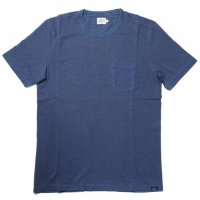 <img class='new_mark_img1' src='//img.shop-pro.jp/img/new/icons50.gif' style='border:none;display:inline;margin:0px;padding:0px;width:auto;' />FAHERTY BRAND SS POCKET TEE NAVY