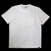<img class='new_mark_img1' src='//img.shop-pro.jp/img/new/icons50.gif' style='border:none;display:inline;margin:0px;padding:0px;width:auto;' />FAHERTY BRAND SS POCKET TEE WHITE