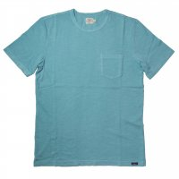 <img class='new_mark_img1' src='https://img.shop-pro.jp/img/new/icons50.gif' style='border:none;display:inline;margin:0px;padding:0px;width:auto;' />FAHERTY BRAND SS POCKET TEE TURQUOISE