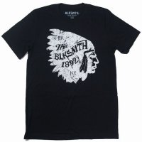 loren The Black Smith 1892 Tee Black