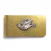 <img class='new_mark_img1' src='//img.shop-pro.jp/img/new/icons50.gif' style='border:none;display:inline;margin:0px;padding:0px;width:auto;' />LHN JEWELRY Swallow Money Clip