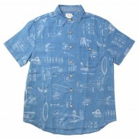 <img class='new_mark_img1' src='https://img.shop-pro.jp/img/new/icons50.gif' style='border:none;display:inline;margin:0px;padding:0px;width:auto;' />FAHERTY BRAND SS Ventura BB Shirt(Med wsh)