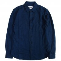 <img class='new_mark_img1' src='https://img.shop-pro.jp/img/new/icons50.gif' style='border:none;display:inline;margin:0px;padding:0px;width:auto;' />Corridor Brushed Blue Flannel