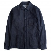 <img class='new_mark_img1' src='https://img.shop-pro.jp/img/new/icons50.gif' style='border:none;display:inline;margin:0px;padding:0px;width:auto;' />Corridor Denim Lined Overshirt