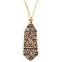 <img class='new_mark_img1' src='//img.shop-pro.jp/img/new/icons50.gif' style='border:none;display:inline;margin:0px;padding:0px;width:auto;' />LHN JEWELRY All Seeing Eye Necklace