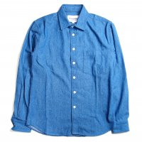 <img class='new_mark_img1' src='https://img.shop-pro.jp/img/new/icons50.gif' style='border:none;display:inline;margin:0px;padding:0px;width:auto;' />Corridor Perfec Denim Shirt
