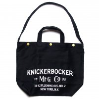 <img class='new_mark_img1' src='//img.shop-pro.jp/img/new/icons15.gif' style='border:none;display:inline;margin:0px;padding:0px;width:auto;' />KNICKER BOCKER MFG SOUVENIR MAIL BAG BLACK