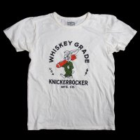 <img class='new_mark_img1' src='https://img.shop-pro.jp/img/new/icons50.gif' style='border:none;display:inline;margin:0px;padding:0px;width:auto;' />KNICKER BOCKER MFG Bomber Tube Tee WHITE