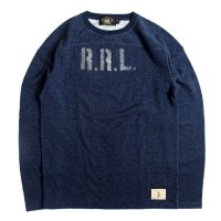 <img class='new_mark_img1' src='//img.shop-pro.jp/img/new/icons15.gif' style='border:none;display:inline;margin:0px;padding:0px;width:auto;' />RRL COTTON FOOTBALL JERSEY