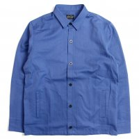 <img class='new_mark_img1' src='//img.shop-pro.jp/img/new/icons15.gif' style='border:none;display:inline;margin:0px;padding:0px;width:auto;' />LIFT UP ZAPPER SHIRTS JKT Lt.BLUE