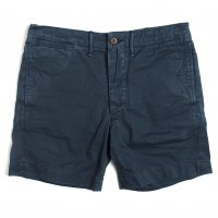 <img class='new_mark_img1' src='https://img.shop-pro.jp/img/new/icons50.gif' style='border:none;display:inline;margin:0px;padding:0px;width:auto;' />RRL  COTTON CHINO OFFCERS SHORT NAVY