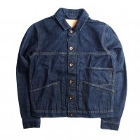 <img class='new_mark_img1' src='//img.shop-pro.jp/img/new/icons15.gif' style='border:none;display:inline;margin:0px;padding:0px;width:auto;' />loren Denim trucker jacket