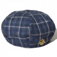<img class='new_mark_img1' src='//img.shop-pro.jp/img/new/icons15.gif' style='border:none;display:inline;margin:0px;padding:0px;width:auto;' />ALDIES Gauze Beret NAVY