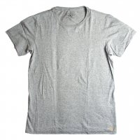<img class='new_mark_img1' src='//img.shop-pro.jp/img/new/icons15.gif' style='border:none;display:inline;margin:0px;padding:0px;width:auto;' />RRL CREW NECK S/S T-SHIRTS GRAY