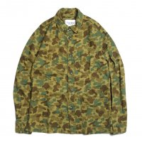 <img class='new_mark_img1' src='https://img.shop-pro.jp/img/new/icons15.gif' style='border:none;display:inline;margin:0px;padding:0px;width:auto;' />Corridor Forest Camo Overshirt