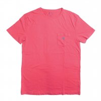 <img class='new_mark_img1' src='https://img.shop-pro.jp/img/new/icons50.gif' style='border:none;display:inline;margin:0px;padding:0px;width:auto;' />POLO by Ralph Lauren POCKET S/STEE PINK