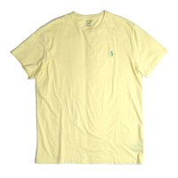 <img class='new_mark_img1' src='https://img.shop-pro.jp/img/new/icons50.gif' style='border:none;display:inline;margin:0px;padding:0px;width:auto;' />POLO by Ralph Lauren CREW NECK S/STEE YELLOW