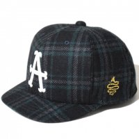 <img class='new_mark_img1' src='//img.shop-pro.jp/img/new/icons15.gif' style='border:none;display:inline;margin:0px;padding:0px;width:auto;' />ALDIES Tweed A Cap BLACK