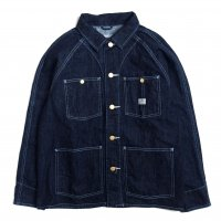 <img class='new_mark_img1' src='https://img.shop-pro.jp/img/new/icons50.gif' style='border:none;display:inline;margin:0px;padding:0px;width:auto;' />KNICKER BOCKER MFG BARN COAT DENIM