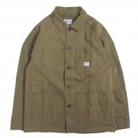 <img class='new_mark_img1' src='https://img.shop-pro.jp/img/new/icons50.gif' style='border:none;display:inline;margin:0px;padding:0px;width:auto;' />KNICKER BOCKER MFG BARN COAT OLIVE