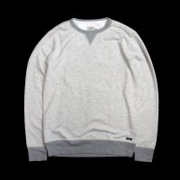 <img class='new_mark_img1' src='https://img.shop-pro.jp/img/new/icons15.gif' style='border:none;display:inline;margin:0px;padding:0px;width:auto;' />FAHRETY BRAND FRENCH TERRY CREW NECK GRAY